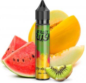 Рідина для електронних сигарет FruitRush 30 мл Acid Melons (Диня + Ківі + Кавун)
