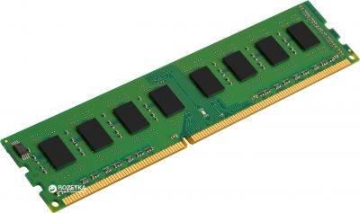 Оперативна пам'ять Kingston DDR3L-1600 8192MB PC3-12800 (KCP3L16ND8/8)