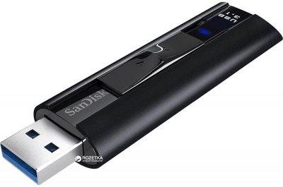 SanDisk Extreme Pro USB 3.1 256GB Black (SDCZ880-256G-G46)