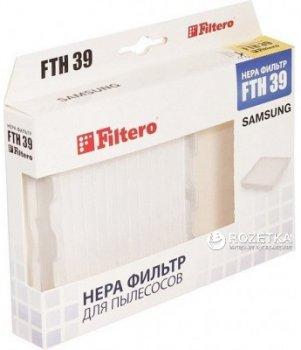 HEPA фільтр для пилососа FILTERO FTH 39