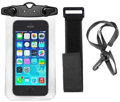 Чехол водонепроницаемый ColorWay для мобильных телефонов Transparent (CW-CWP01US)