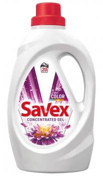 Жидкое средство 1,1л Savex 2in1 Color Розовый GENERATION NEXT (3800024045592)