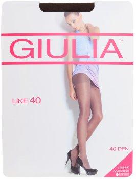 Колготки Giulia Like 40 Den Cappuccino