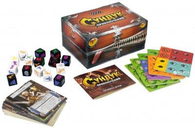 Настільна гра Hobby World Скриня пригод (4620011816924)