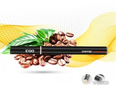 Одноразова електронна сигарета EGO Vaporizer 6 мг Coffee (Кава) (6970380414114)