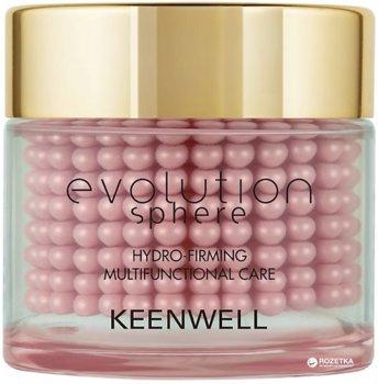Увлажняющий лифтинговый мультифункциональный комплекс Keenwell Evolution для всех типов кожи 80 мл (8435002122764)