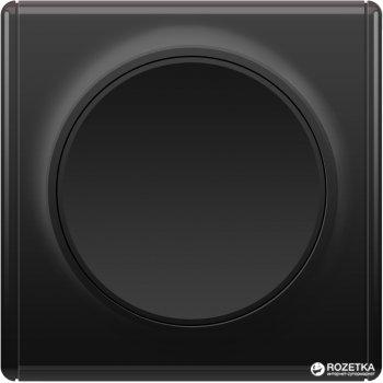1-клавішний вимикач OneKeyElectro Florence Чорний (1Е31301303)