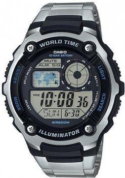 Чоловічі годинники Casio AE-2100WD-1AVEF