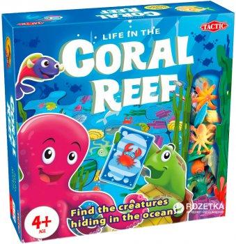 Настільна гра Tactic Кораловий риф (54546) (6416739545462)