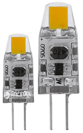 Світлодіодна лампа Eglo G4 1,8W 2700K (EG-11552)
