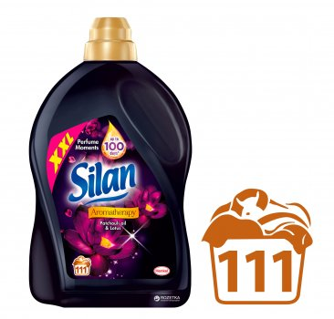 Ополаскиватель для белья Silan Ароматерапия с ароматом Лотоса и масла Пачули 2.775 л (9000101091854)