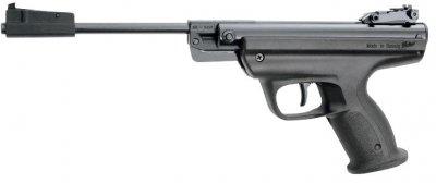 Пневматичний пістолет Байкал ІЖ-53М з газову пружиною
