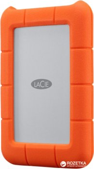 "Жорсткий диск LaCie Rugged 1 TB STFR1000800 2.5"" USB-C External"