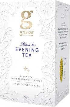 Черный чай Grace! Evening Time с ароматом бергамота 2 г х 25 шт (5060207690744)