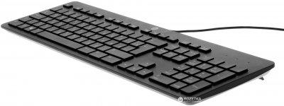 Клавіатура дротова HP Business Slim USB RUS (N3R87AA)