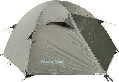 Палатка Mousson Delta 2 Khaki (4823059847060)