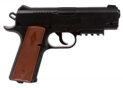 Пневматичний пістолет Crosman Colt 1911 Кольт газобалонний CO2 146 м/с