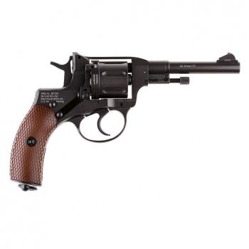 Пневматичний пістолет Gletcher NGT Nagant Наган газобалонний CO2 100 м/с