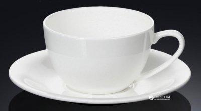 Чашка с блюдцем для капучино Wilmax 180 мл (WL-993001)