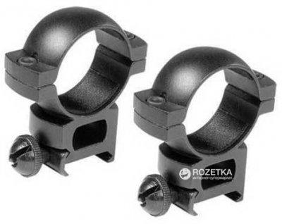 Оптичний приціл Barska Euro-30 3-9x42 (4A) + монтажні кільця (923995)