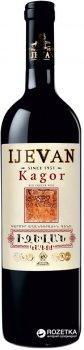 Вино Ijevan Кагор лікерне червоне 0.75 л 16% (4850001035473)