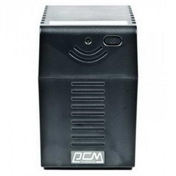 ДБЖ Powercom RPT-1000A, 3 x євро (00210191)