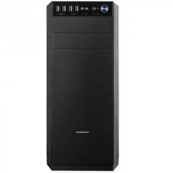 Корпус Modecom OBERON PRO BLACK GLASS (AT-OBERON-PG-10-000000-00)