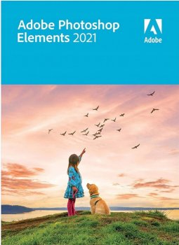 Adobe Photoshop Elements 2021 (безстрокова ліцензія) Multiple Platforms International English AOO License TLP 1 ліцензія 1 ПК (65312765AD01A00)