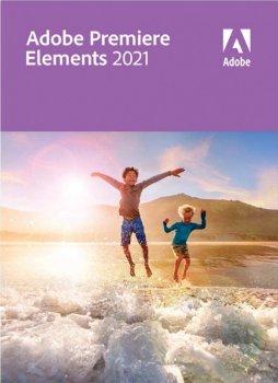 Adobe Premiere Elements (обновление для коммерческих организаций), версия 2021 Multiple Platforms International English Upgrade License TLP 1 лицензия 1 ПК (65313149AD01A00)