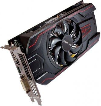 Sapphire PCI-Ex Radeon RX 560 Pulse OC 2GB GDDR5 (128bit) (1024/7000) (DVI, HDMI, DisplayPort) (11267-02-20G)