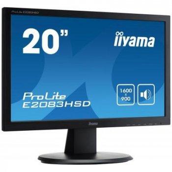 Монітор для комп'ютера iiyama E2083HSD-B1