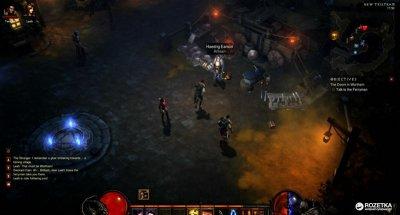 Diablo III для ПК (PC-KEY, русская версия, электронный ключ в конверте)
