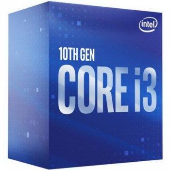 Intel Core i3 10100 3.6 GHz (6MB, Comet Lake, 65W, S1200) Box (BX8070110100)