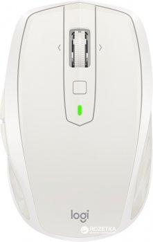 Миша Logitech MX Anywhere 2S Wireless/Bluetooth Light Gray (910-005155)