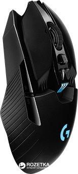 Миша Logitech G903 Lightspeed Wireless Black (910-005084)