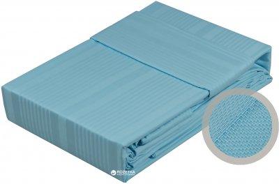 Комплект постільної білизни Hobby Exclusive Sateen Diamond Stripe 200x220 (8698499128941)