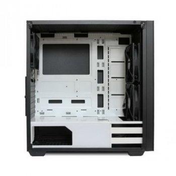 Корпус Tecware Nexus M Black/White (TW-CA-NEXUS-M-BW) без БП