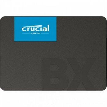 "SSD 2TB Crucial BX500 2.5"" SATAIII 3D NAND TLC (CT2000BX500SSD1)"