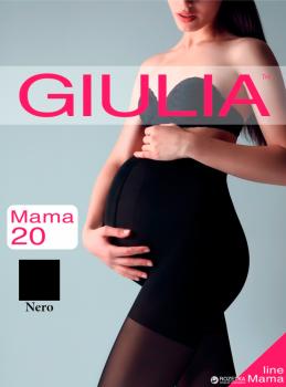 Колготки Giulia Mama 20 den Nero
