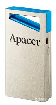 Apacer AH155 32GB USB 3.0 Blue (AP32GAH155U-1)
