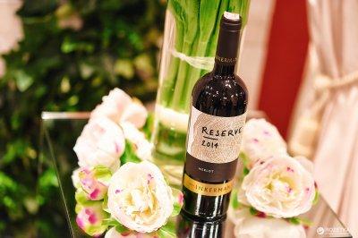 Вино Inkerman Reserve Merlot червоне сухе 0.75 л 10-14% (4823090000257)
