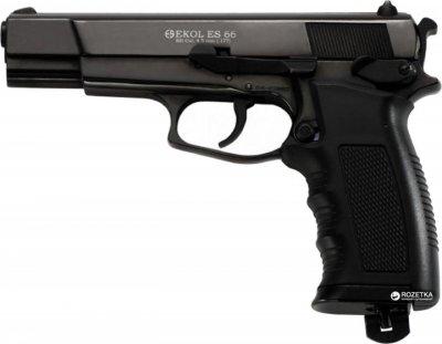Пневматичний пістолет Ekol ES 66 Black (Z27.19.002)