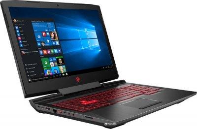 Ноутбук HP Omen 15-ce033ur (2LE48EA) Black