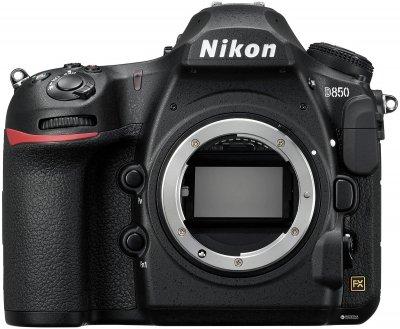 Фотоапарат Nikon D850 Body (VBA520AE) Офіційна гарантія!