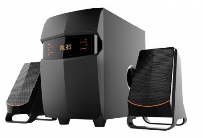 Акустична система HAVIT HV-SF7700 BT 2.1 сабвуфер Black