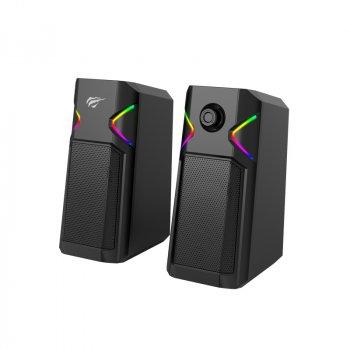 Акустична система колонки HAVIT HV-SK205 USB Black