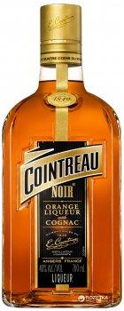 Ликер Cointreau Noir 0.7 л 40% (3035540006394)