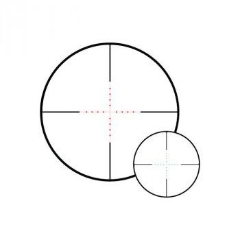 Приціл оптичний Hawke Vantage IR 3-9x40 AO (Mil Dot IR R/G)