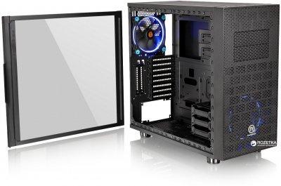 Корпус Thermaltake Core X31 Tempered Glass Edition Black (CA-1E9-00M1WN-03)