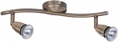 Світильник стельовий Rabalux Norman GU10 2x MAX 50W IP20 (RA-5996)